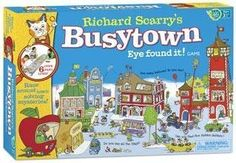Celebrate Richard Scarry's Birthday! 5 Winners of Richard Scarry Busytown Board Game, From Wonder Forge! Games For Boys, Games For Toddlers, Fun Games, Dice Games, Richard Scarry, Family Board Games, Board Games For Kids, Kids Board, Toddler Preschool