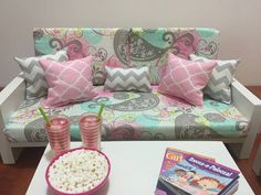 American Girl Doll Furniture. 18 Doll Furniture. by 4PeasCreations