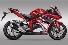 The aggressive styling done on the new CBR 250RR makes it one of the best looking 250cc motorcycles in the world.