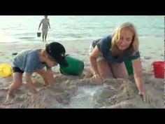 How to Build an Awesome Sand Castle With Your Kids |