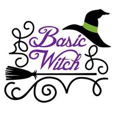 Silhouette Design Store - View Design #151604: basic witch