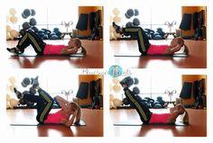 Proste ćwiczenia to najlepsze ćwiczenia. Brzuch