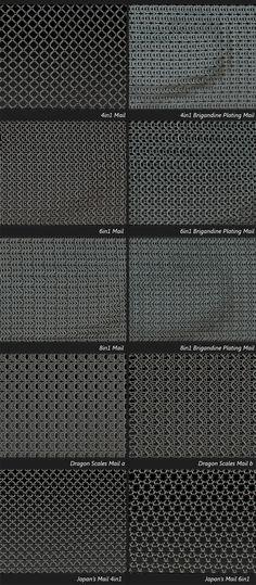 ArtStation - Chain-Mail For MicroMesh, Aleksandr Bobrishev Armadura Medieval, Zbrush Tutorial, 3d Tutorial, Blender 3d, Chainmail Armor, Armor Tattoo, 3d Modelle, Landsknecht, Cosplay Armor