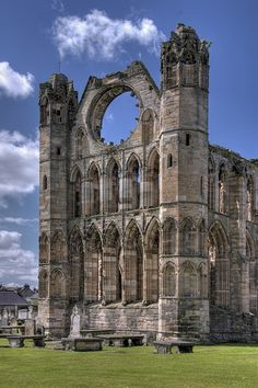 ✮ Elgin Cathedral, Scotland