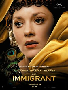 Return to the main poster page for The Immigrant