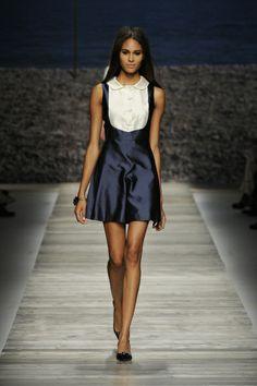 Sfilata Blugirl Milano - Collezioni Primavera Estate 2014 - Vogue