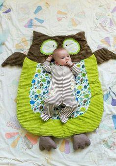 Colcha para bebe