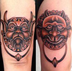 My tattoo (right) and my best friend's (left) both done by Dean Denney at Anonymous Tattoo in Savannah, GA. - Submitted by via KoolTattoos Nerdy Tattoos, Love Tattoos, Beautiful Tattoos, Body Art Tattoos, Tatoos, Fandom Tattoos, Incredible Tattoos, Anchor Tattoos, Small Tattoos