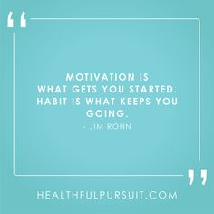 Habit is what keeps you going >>> #keto #ketogenic #healthfulpursuit #ketolife #ketolifestyle #ketodiet #theketodiet >>> I know from personal experience that making the decision to change your habits is one of the most difficult parts of starting a new lifestyle. Once you've made the change, though, the outcome is so rewarding!