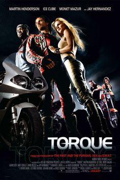 Torque Movie | Torque Movie Poster - 2004