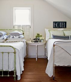 Traditional Maine Bedroom - Bedroom Design Ideas - Country Living