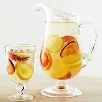 Sweet Honey White Sangria, #Honey, #Sweet
