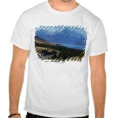 Mt Cook, New Zealand T Shirt, Hoodie Sweatshirt