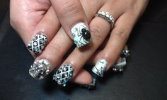 kAoTiK nail designs by April Davidson 559-908-1867