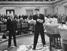 #MrSmithGoestoWashington.  Directed by #FrankCapra.  Starring #JimmyStewart.