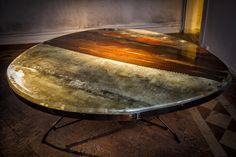 "Carlo Trucchi. The best. KAGADATO selection. ************************************** ""Alien Egg"", 2013, Italy.   #erastudioapartmentgallery #erastudio #designgallery #collectibledesign #design #gallery #milan #italy #igersmilano #carlotrucchi #table #resin #wood #uniquepiece #apartmentgallery #apartment #ambience #places #placetobe #alienegg #eggshape #details #artwork #handmade #contemporary #interior #italiandesign #craftmanship"