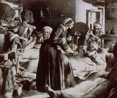 """""""I think one's feelings waste themselves in words; they ought all to be distilled into actions which bring results."""" -- Florence Nightingale"""