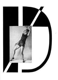 ABECEDA: a jazz-age alphabet from Prague In 1926 the Czech dancer Milca Mayerová choreographed the alphabet as a photo-ballet. Each move in the dance is made to the visual counterpoint of Karel Teige's typographic music. Teige was a constructivist and a surrealist, a poet, collagist, photographer, typographer and architectural theorist, and his 1926 photomontage designs for the alphabet are a uniquely elegant and witty invention, and one of the enduring masterpieces of Czech modernism.