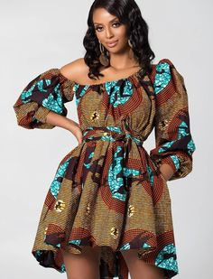 43a8507f74bf Ankara Fabrics is a very Unique African Print which has been very suitable  and adorable to wear to attend any Occasions in Africa .