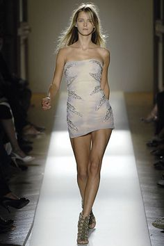 Balmain Spring 2008 Ready-to-Wear Collection Photos - Vogue