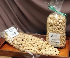 #RawCashews make a #Healthy, #HighProtein #Snack! #Glendale  #CerretaCandyCo