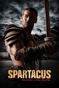 Spartacus Blood And Sand Poster 24x36 andy whitfield