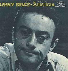 Mr. Lenny Bruce