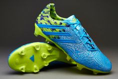 adidas Predator LZ Carnaval TRX FG - Blue/Slime