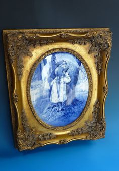 Antique English Royal Doulton Series Ware by FuturesPastBoutique