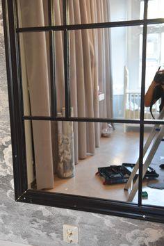 DIY IKEA SPEGEL #IKEAHACK! | Lisa Abefelt Hobby Room, Room Decor Bedroom, Diy Furniture, Household, Sweet Home, Living Room, Curtains, Interior, Design