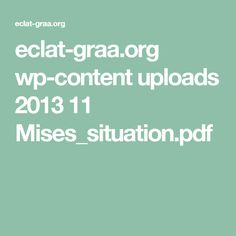 eclat-graa.org wp-content uploads 2013 11 Mises_situation.pdf