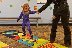 Riglet Snowboarding on Burtongirls.burton.com