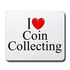 A love for all things numismatic