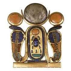 #267b. Tutankhamun's prenomen between 2 solar uraei. •(★)•