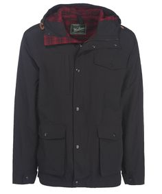 Men's Transition Flannel-Lined Mountain Coat by WOOLRICH® The Original Outdoor Clothing Company