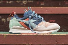 """Ronnie Fieg and Diadora Celebrate the Olympic Season With Their """"From Seoul to…"""