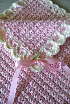 """Strawberries and Cream"" - free crochet pattern"