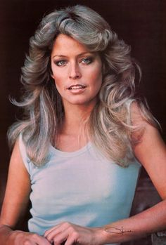 """POSTER COLLECTION: """"Farah Fawcett"""" - THESE AMERICANS   T.A."""