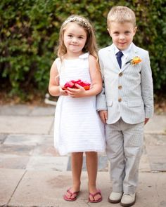the little suit is too too cute.    {jcrew crew cuts}