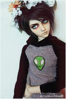 ~*[Days are Forgotten]*~ Kyle (Migidoll Jina Boy) by BelladonnaBJD