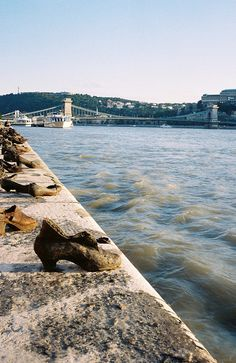 Shoes on the Danube; Budapest. Visit , Hungary
