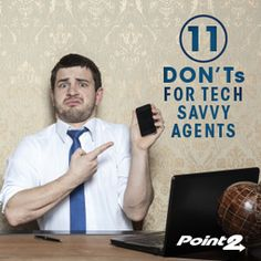 Avoid These 11 Real Estate Technology Mistakes: http://www.scoop.it/t/real-estate-by-bill-gassett/p/4045688888/2015/06/13/avoid-these-11-real-estate-technology-mistakes