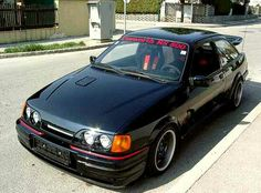 Ford Rs, Car Ford, Bmw E36, E36 Coupe, Mid Size Car, Ford Sierra, Old School Cars, Ford Escort, Sport Cars