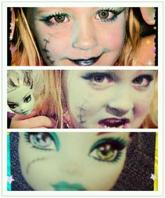 1000+ Images About Ghoul-icious Glam On Pinterest | Beauty Girls Monster High And Monster High ...