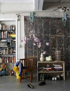 this is gorgeous...from design sponge's sneak peek 'best of doors'