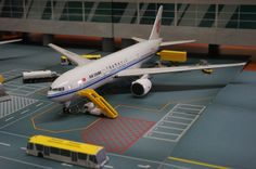 Air China Boeing 777-2J6