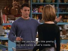 Oh, Joey...