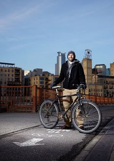 Shaun Murphy, Minn bicycle and pedestrian coordinator