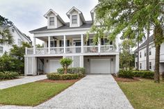 Dreamy Low Country Island Home on Deep Water With Dock Permit! - http://www.savannahsouthernliving.com/27-sapphire-island-rd/