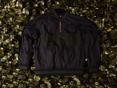 UNDFTD Nylon Pullover Jacket [515149-NAVY]